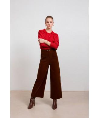Pantalon large JOEL