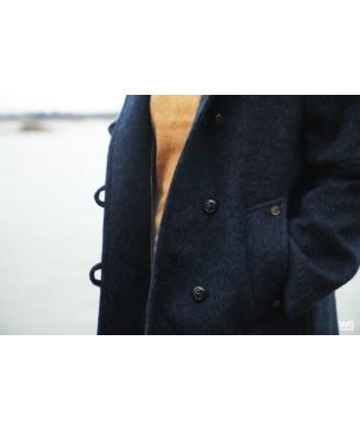 Duffle-coat Mat de Misaine